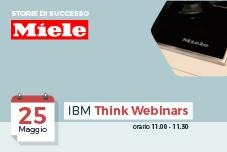 Iscriviti a IBM Think Webinar