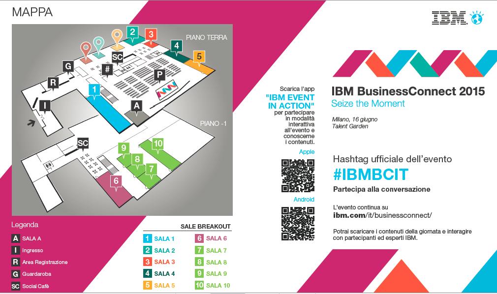 IBM BusinessConnect 2015. La trasformazione digitale passa da qui!