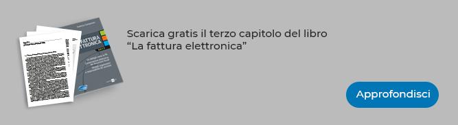 """Scarica gratis il terzo capitolo del libro """"La fattura elettronica"""""""