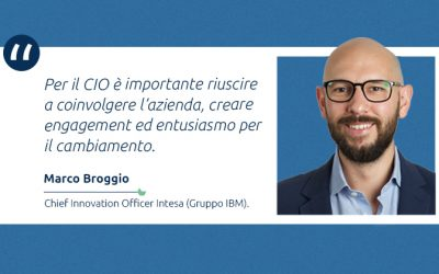 Il ruolo strategico del CIO